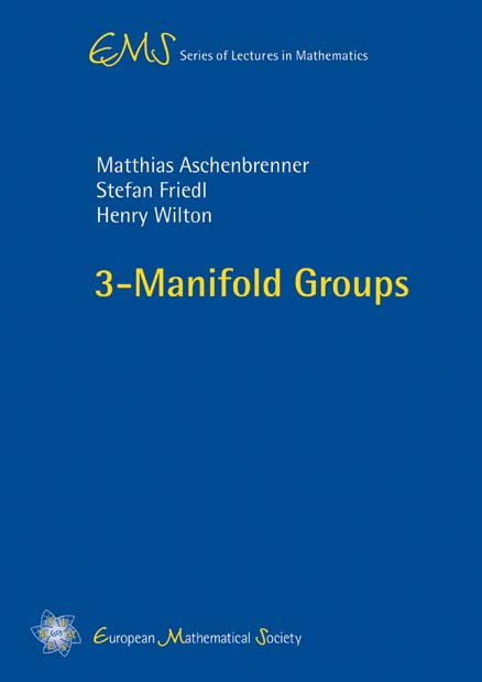 3-Manifold Groups