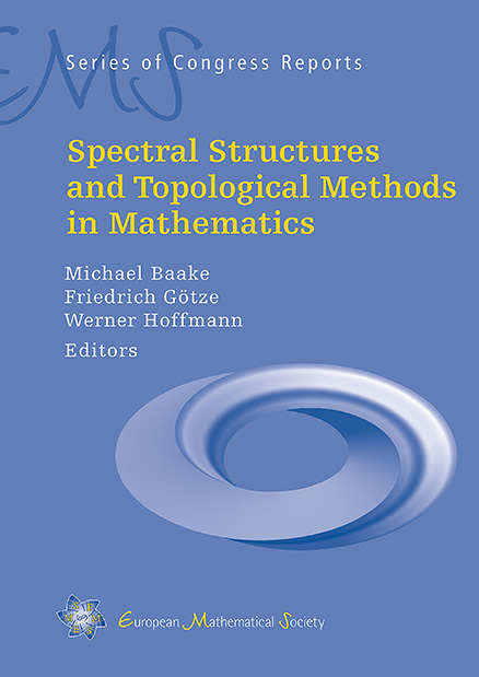 Spectral Structures and Topological Methods in Mathematics