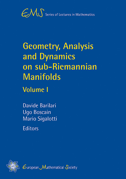 Geometry, Analysis and Dynamics on sub-Riemannian Manifolds