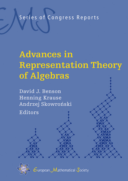 Advances in Representation Theory of Algebras