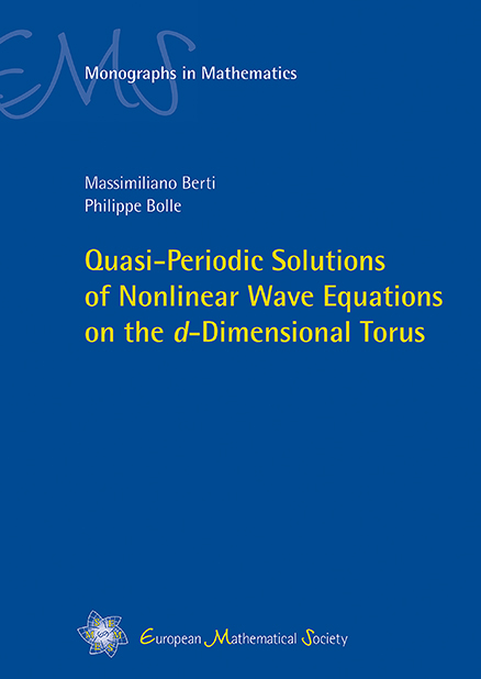 Quasi-Periodic Solutions of Nonlinear Wave Equations on the $d$-Dimensional Torus