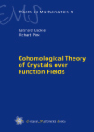 Cohomological Theory of Crystals over Function Fields