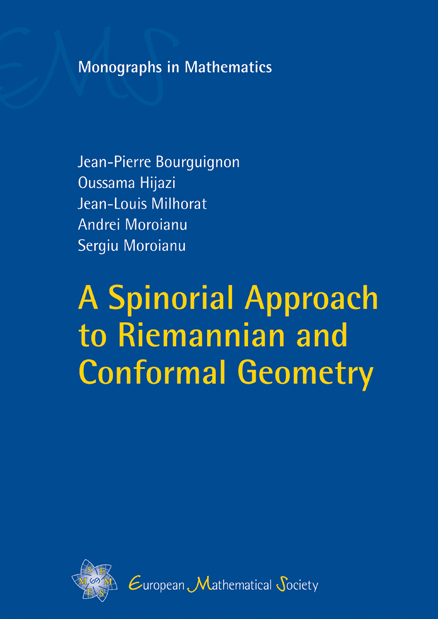 A Spinorial Approach to Riemannian and Conformal Geometry