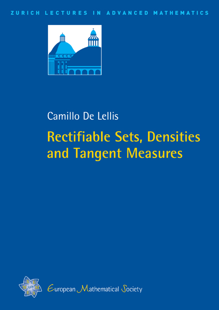 Rectifiable Sets, Densities, and Tangent Measures