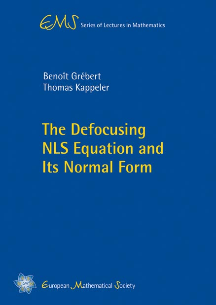 The Defocusing NLS Equation and Its Normal Form