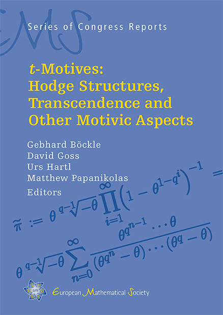 $t$-Motives: Hodge Structures, Transcendence and Other Motivic Aspects