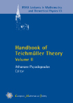 Handbook of Teichmüller Theory, Volume II