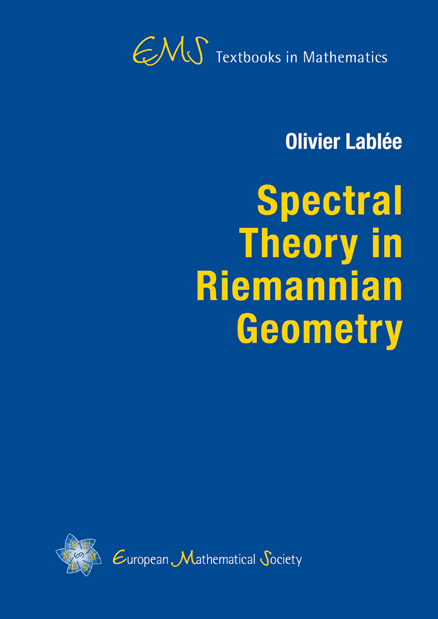 Spectral Theory in Riemannian Geometry