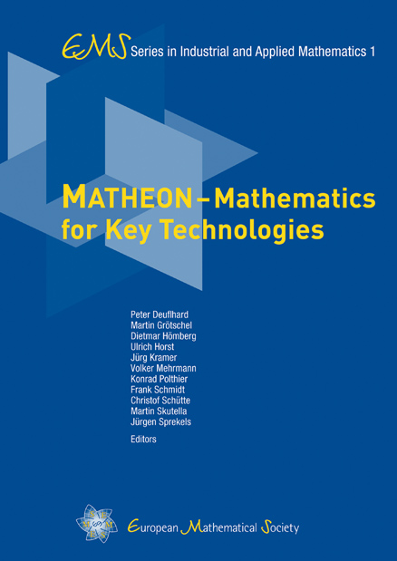MATHEON – Mathematics for Key Technologies