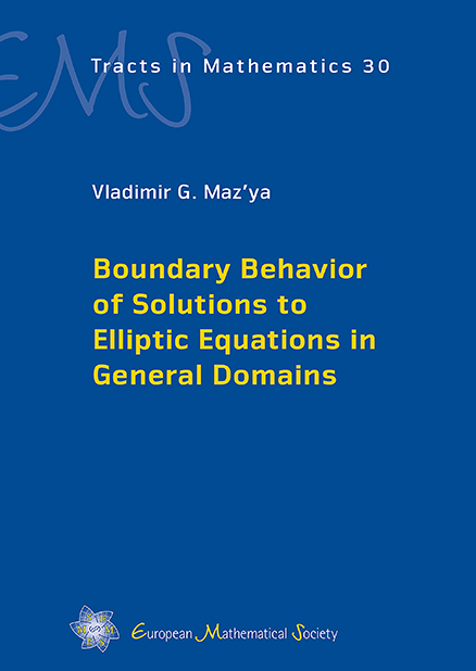 Boundary Behavior of Solutions to Elliptic Equations in General Domains