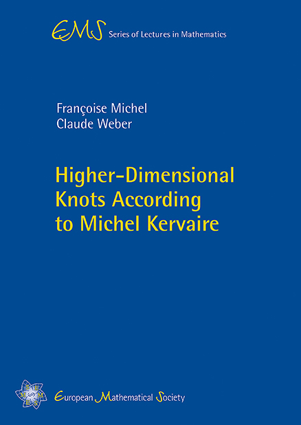 Higher-Dimensional Knots According to Michel Kervaire