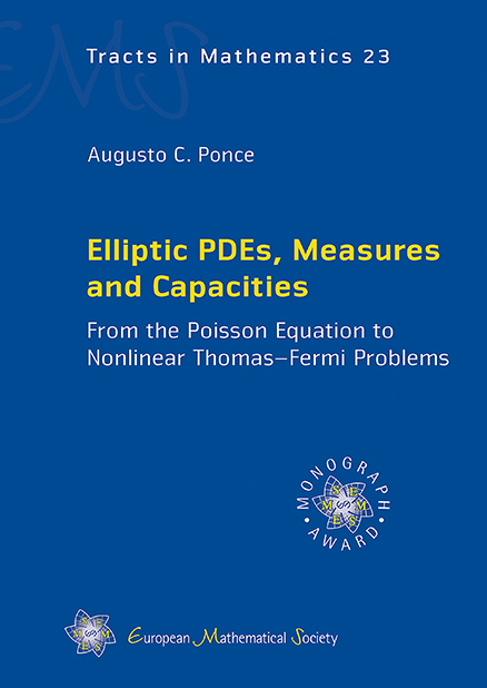 Elliptic PDEs, Measures and Capacities
