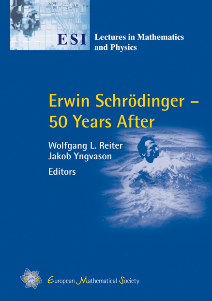 Erwin Schrödinger –   50 Years After