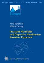 Invariant Manifolds and Dispersive Hamiltonian Evolution Equations