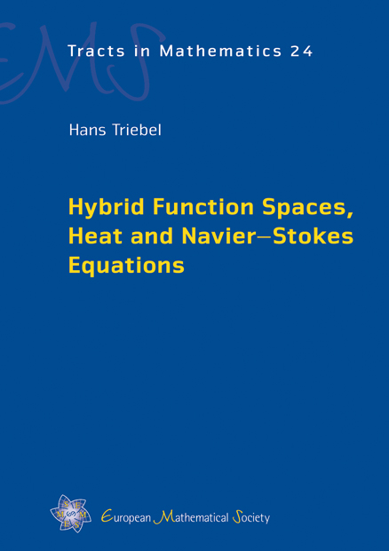 Hybrid Function Spaces, Heat and Navier-Stokes Equations
