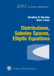 Distributions, Sobolev Spaces, Elliptic Equations